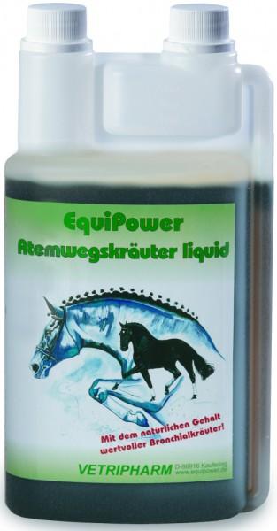 EquiPower Atemwegskräuter liquid 1L