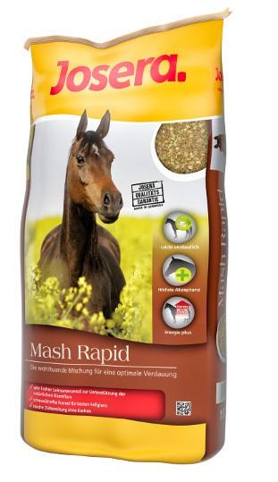Josera Pferdefutter Mash Rapide 15 kg