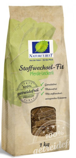 Natures Best Stoffwechsel Fit 1 kg