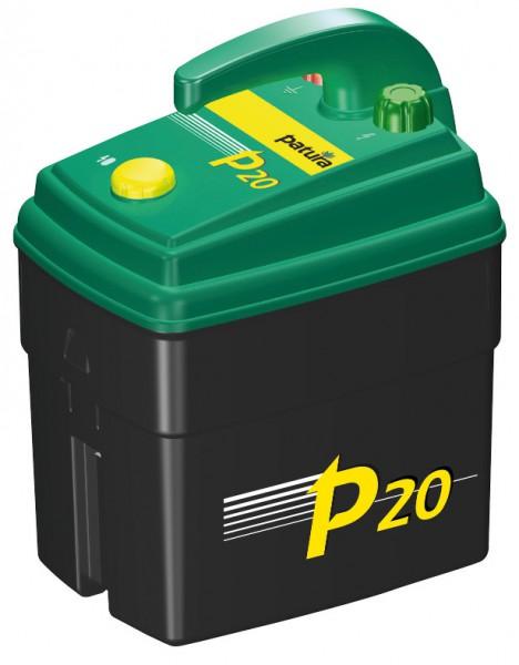 P20, Weidezaun-Gerät für 9 V und 12 V