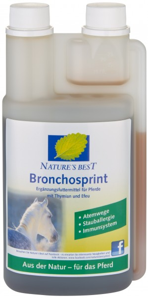 Natures Best Bronchosprint 0,5 Liter