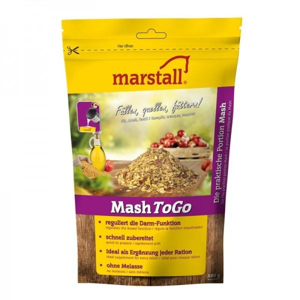 marstall Mash ToGo 500g