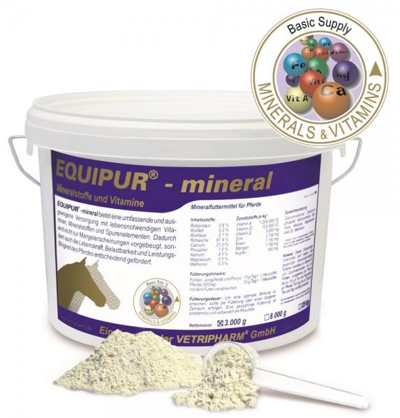 Equipur - mineral 3000 g Eimer