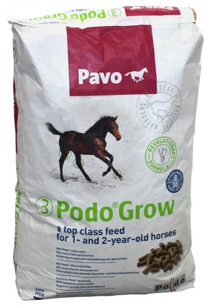 Pavo Podo Grow 3, 20 kg