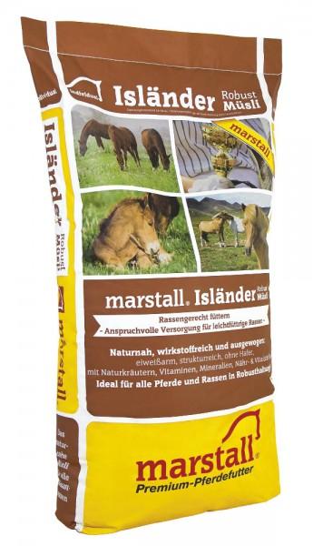Marstall Isländer Robust-Müsli 20 Kg