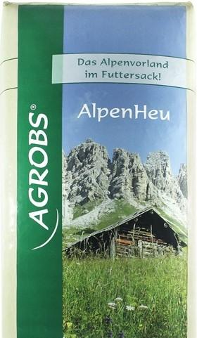 Agrobs Alpenheu 12,50 kg