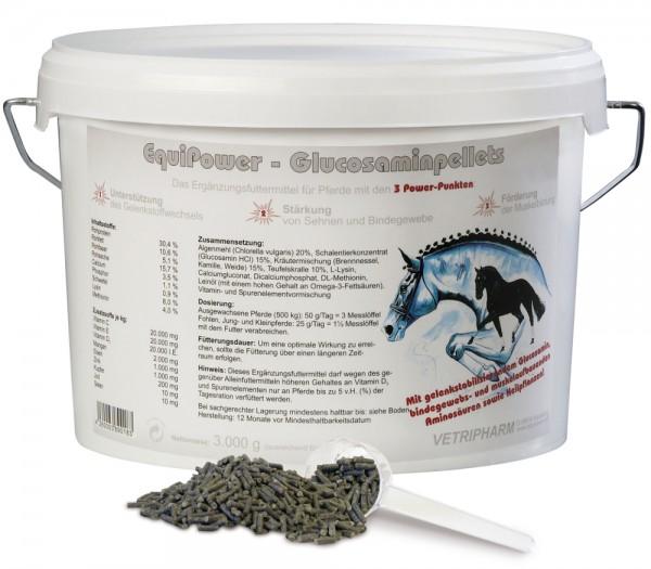 EquiPower Glucosaminpellets 3kg