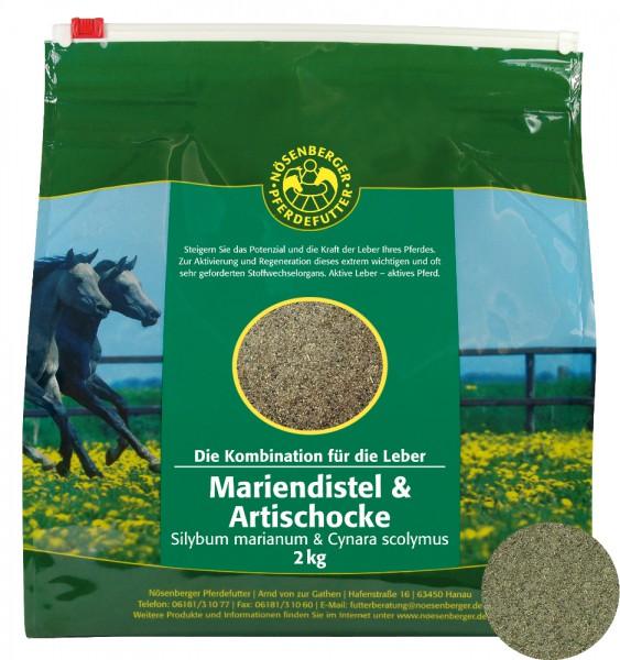 Nösenberger Mariendistel/Artischoke 2kg