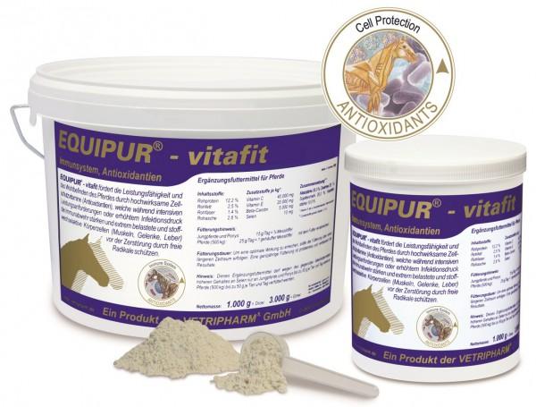 Equipur - vitafit 3000 g Eimer