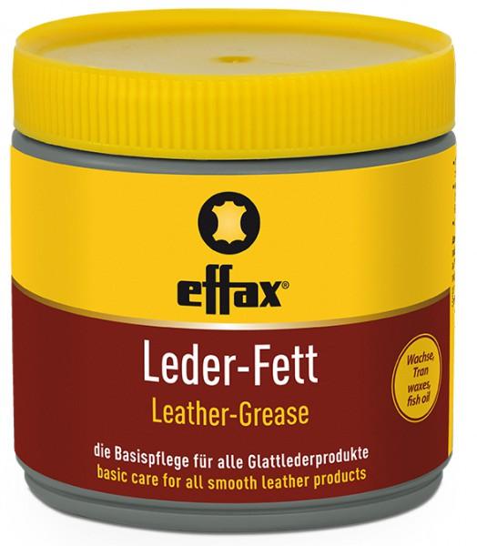 Effax Leder-Fett, farblos 500 ml Dose