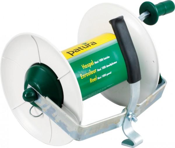 Maxi Haspel 1000, mit Getriebeübersetzung für 1000 m Litze