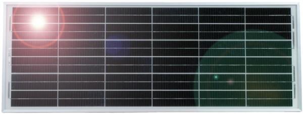 Solarmodul 40 Watt, mit Universalhalter