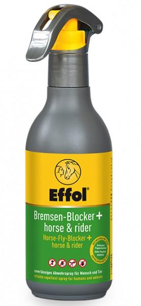 """Effol Bremsenblocker + """"Horse & Rider"""" 250 ml Sprühflasche"""