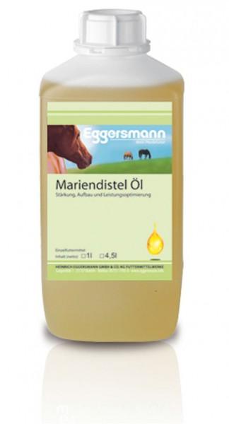 Eggersmann Mariendistelöl, 1 L