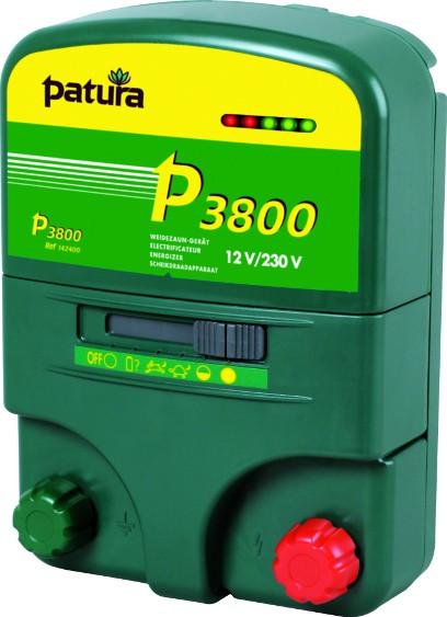 P3800, Multifunktionsgerät, 230V/12V mit Tragebox