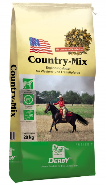 Derby Country Mix 20 kg