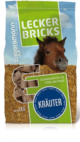 Eggersmann Kräuter Bricks, 1kg