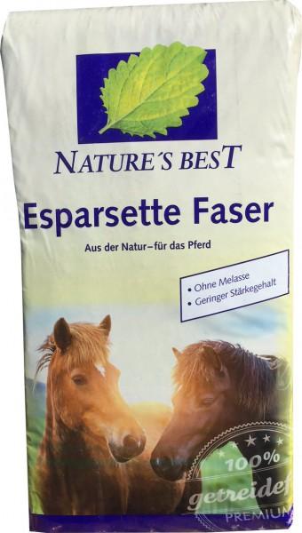 Natures Best Esparsette Faser 15 kg