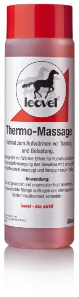 Leovet Thermo Massage 500 ml