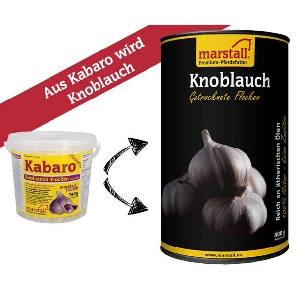 Marstall Knoblauch 0,5 kg