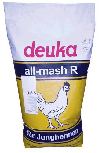 Deuka All Mash R Mehl mit Cocc.