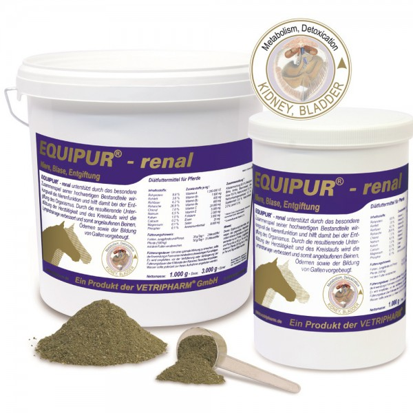 Equipur - renal 1000 g Dose